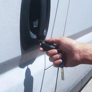 מנעולן בנתניה - מפתח בצילינדר רכב